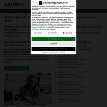 Wildner.de thumbnail