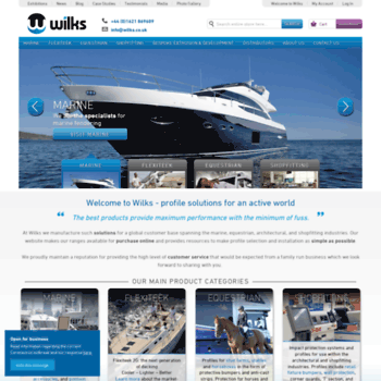 Wilks.co.uk thumbnail