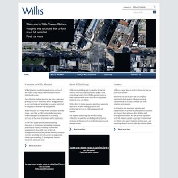 Willis.co.in thumbnail