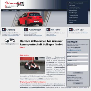 Wimmer-rst.de thumbnail