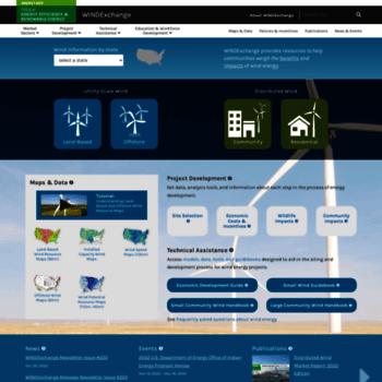 Windexchange.energy.gov thumbnail