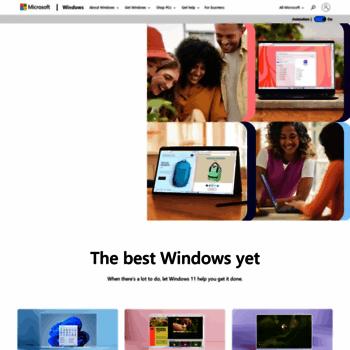 Windows.microsoft.com thumbnail
