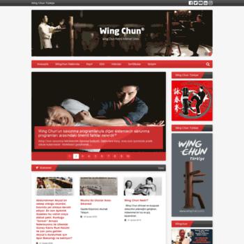 Wingchun.com.tr thumbnail