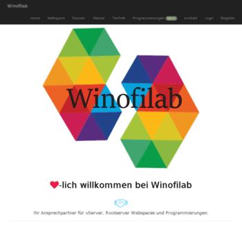 Winofilab.de thumbnail