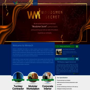 Wintechcorp.co.in thumbnail