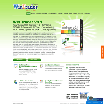 Wintrader.in thumbnail