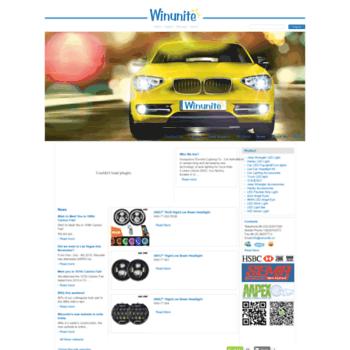 Winunite.cn thumbnail
