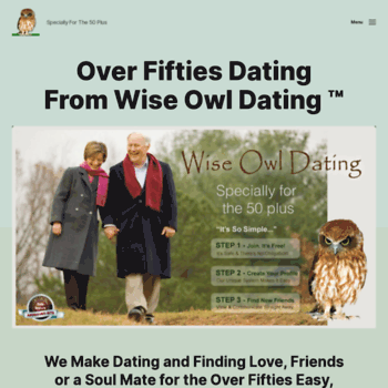 wiseowldating co uk at WI  Wise Owl Dating - A Quality Over