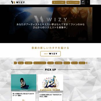 Wizy.jp thumbnail