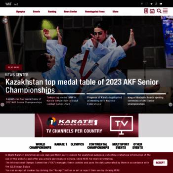 Wkf.net thumbnail
