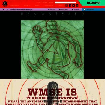 Wmse.org thumbnail