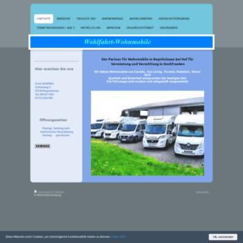 Wohlfahrt-wohnmobile.de thumbnail