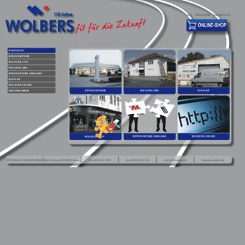 Wolbers.de thumbnail