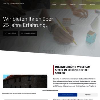 Wolframsittel.de thumbnail