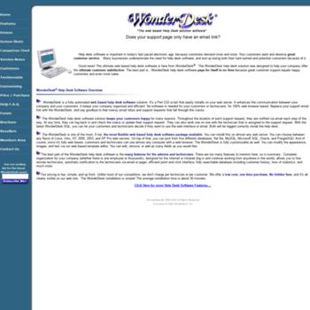 Wonderdesk.com thumbnail