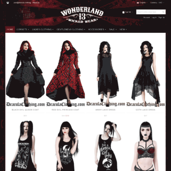 Home Page For Wonderland13