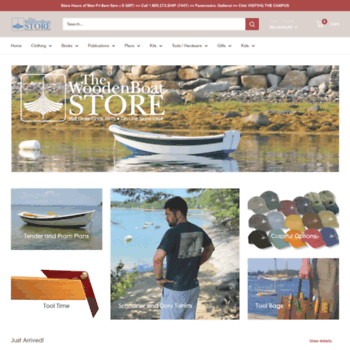 Woodenboatstorecom At Wi The Woodenboat Store Provides Access To