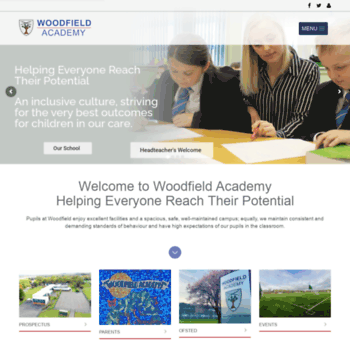 Woodfield.worcs.sch.uk thumbnail