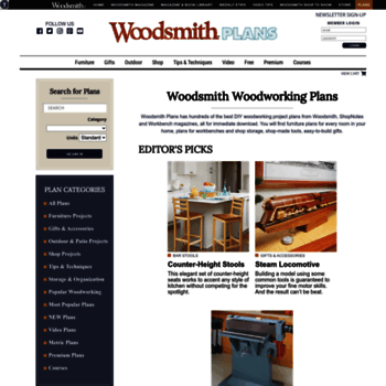Woodsmithplans Com At Wi Woodsmith Plans