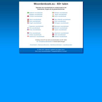 Woordenboek.eu thumbnail