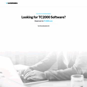 worden com at WI  WORDEN TC2000 & FreeStockCharts com