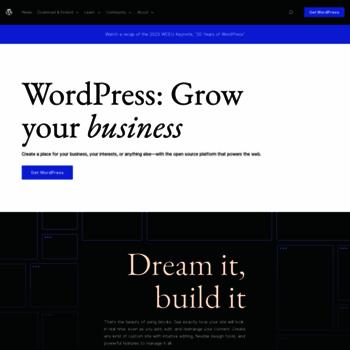 Wordpress.org thumbnail