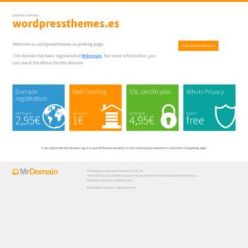 Wordpressthemes.es thumbnail