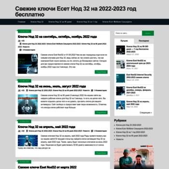 Веб сайт workeys.ru