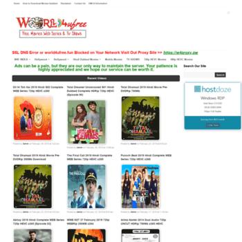 world4ufree com co at WI  world4ufree best - free download Movies