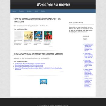 Worldfree4umovies.blogspot.com thumbnail