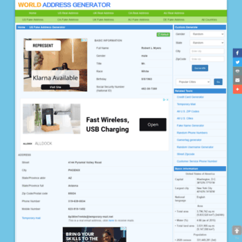 worldnamegenerator com at WI  World Name Generator