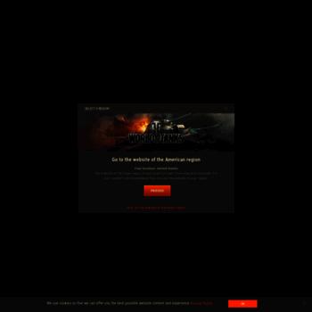 worldoftanks asia at WI  WoT Asia — Free Online Tanks Game
