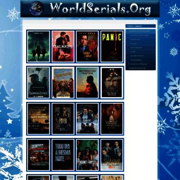Worldserials.org thumbnail