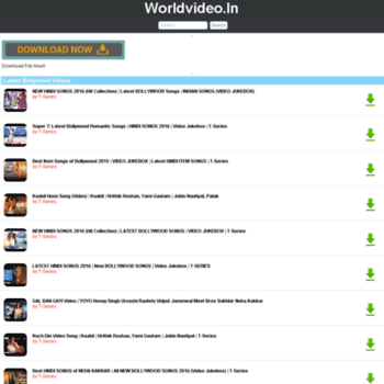 Worldvideo.in thumbnail