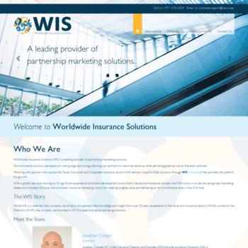 Worldwideinsurancesolutions.ae thumbnail