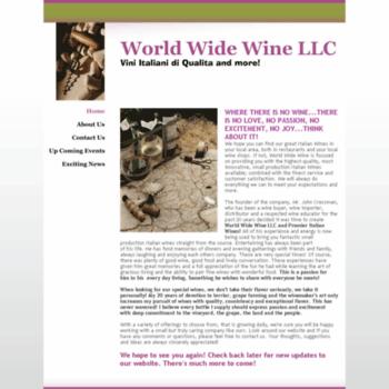 Worldwidewine.international thumbnail