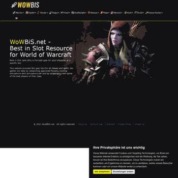 Wowbis.net thumbnail