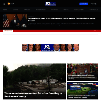wsls com at WI  WSLS 10 News l Roanoke, Virginia News, Local