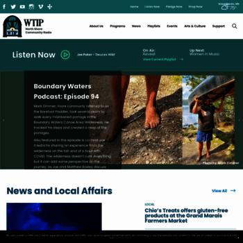 Wtip.org thumbnail