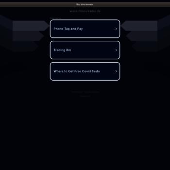Wunschbox-radio.de thumbnail