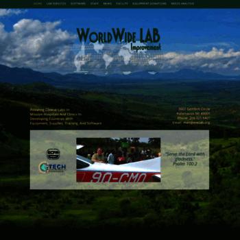 Wwlab.org thumbnail