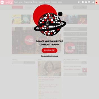 Wyce.org thumbnail