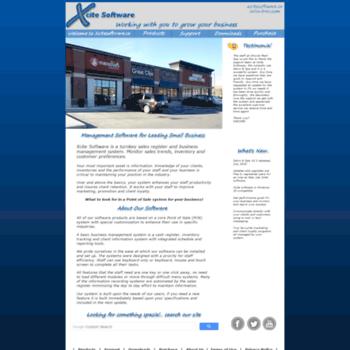 Xcitesoftware.ca thumbnail