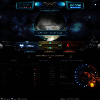 Веб сайт xcraft.ru