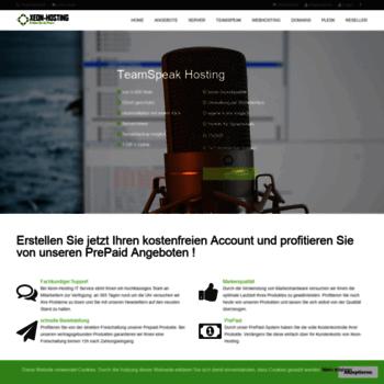 Xeon-hosting.de thumbnail