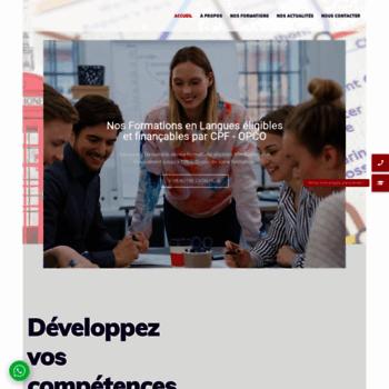Веб сайт xin-huang.net