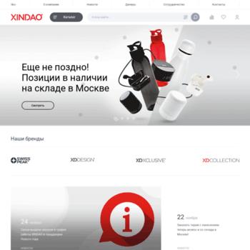 Xindaorussia.ru thumbnail