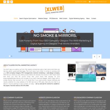 Xlweb.co.uk thumbnail