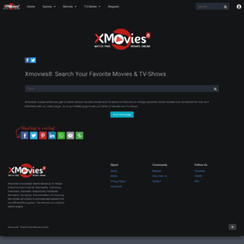 Xmovies8.so thumbnail