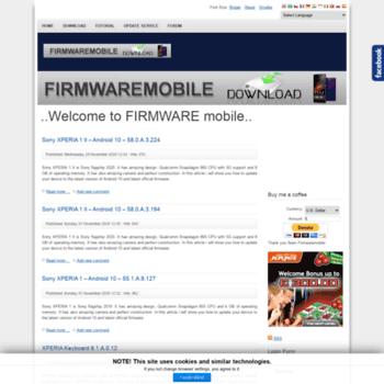 xperiadownload cz at WI  Firmwaremobile download